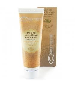 Base de maquillage BIO N°01 Blanc – 50ml – Couleur Caramel