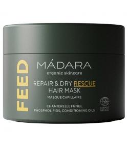 Natürliche Repair Haarmaske Pfifferlinge - 180ml - Mádara Feed