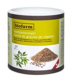 Farine de graines de chanvre BIO - 250g - Biofarm