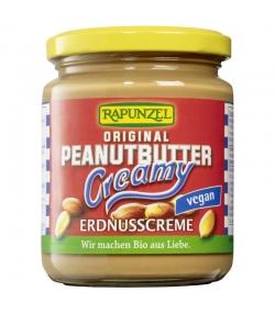 Beurre de cacahuète crémeux BIO - 250g - Rapunzel