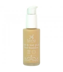 Fond de teint fluide BIO N°02 Ivoire - 30ml - Boho Green Make-up
