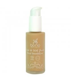 Flüssige BIO-Foundation N°03 Sand - 30ml - Boho Green Make-up