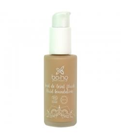 Fond de teint fluide BIO N°04 Beige doré - 30ml - Boho Green Make-up