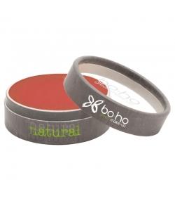 BIO-Lippen- & Wangenbalsam BIO N°01 Hibiskus - 3g - Boho Green Make-up