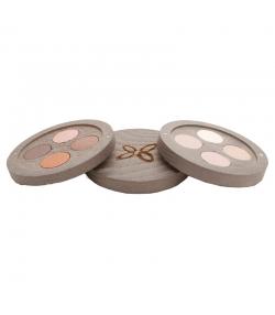 BIO-Lidschatten Palette Gypsy Earth - 8x1,8g - Boho Green Make-up