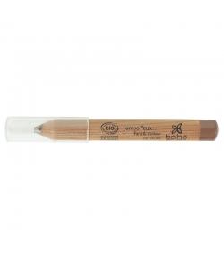 Crayon à yeux jumbo BIO N°02 Taupe - 1,88g - Boho Green Make-up
