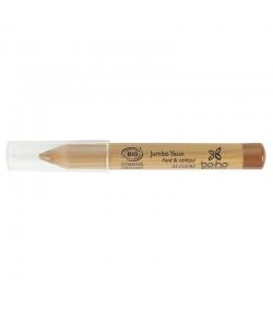 Crayon à yeux jumbo BIO N°03 Cuivre - 1,88g - Boho Green Make-up