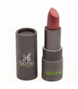 BIO-Lippenstift matt N°109 Indie - 3,5g - Boho Green Make-up
