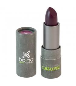BIO-Lippenstift matt N°110 Burgundy Kiss - 3,5g - Boho Green Make-up