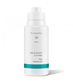 Bain de bouche BIO sauge – 300ml – Dr.Hauschka
