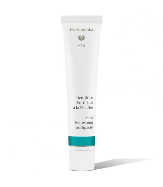 Dentifrice fortifiant BIO menthe - 75ml - Dr.Hauschka
