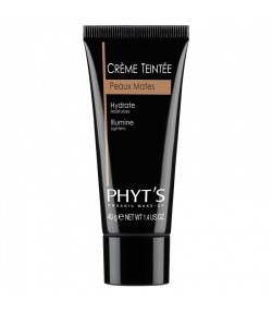 Crème teintée BIO peaux mates - 40g - Phyt's Organic Make-Up