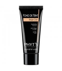 Fond de teint BIO Beige Clair - 40g - Phyt's Organic Make-Up