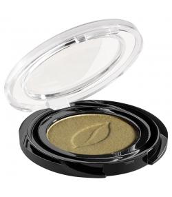 Fard à paupières crémeux nacré Trésor de Lumière BIO Vert Safari - 2,5g - Phyt's Organic Make-Up