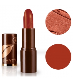 Rouge à lèvres brillant BIO Rouge Cuivré - 4,1g - Phyt's Organic Make-Up