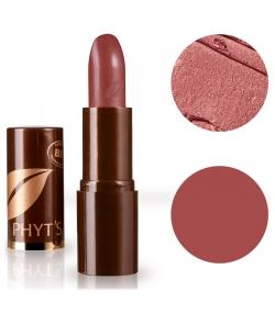 Rouge à lèvres brillant BIO Rose Taffetas - 4,1g - Phyt's Organic Make-Up