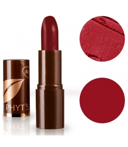 Rouge à lèvres brillant BIO Red Liberty Cherry - 3,9g - Phyt's Organic Make-Up