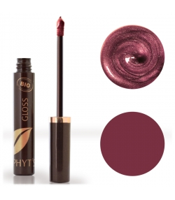 BIO-Gloss Mûre Givrée - 5ml - Phyt's Organic Make-Up