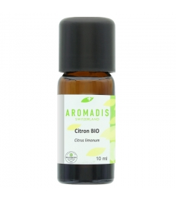 Ätherisches BIO-Öl Zitrone - 10ml - Aromadis