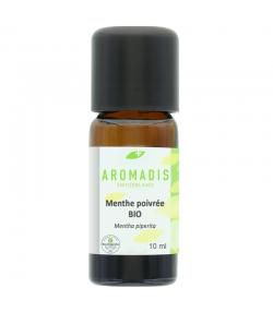 Huile essentielle BIO Menthe poivrée - 10ml - Aromadis