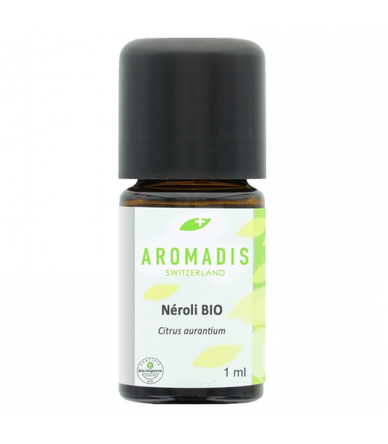 Ätherisches BIO-Öl Neroli - 1ml - Aromadis