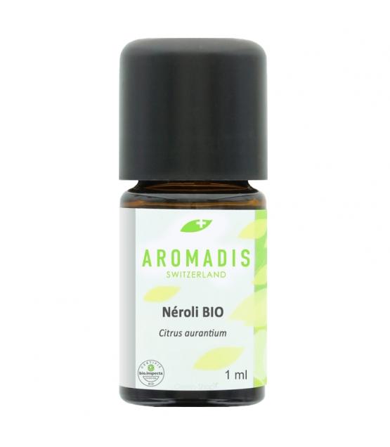 Huile essentielle BIO Néroli - 1ml - Aromadis