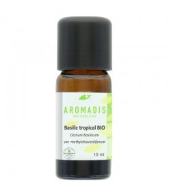 Huile essentielle BIO Basilic tropical - 10ml - Aromadis