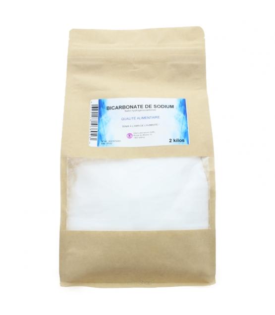 Natriumbikarbonat - 2kg - D&A Laboratoire