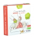 Ökologische waschbare quadratische Babytüchlein aus Eukalyptus - 5 Stück - Les Tendances d'Emma
