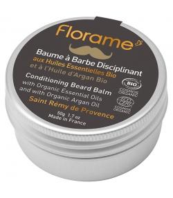 Baume à barbe disciplinant homme BIO cèdre & argan - 50g - Florame