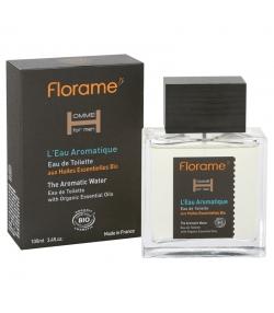 Eau de toilette homme BIO L'Eau Aromatique - 100ml - Florame