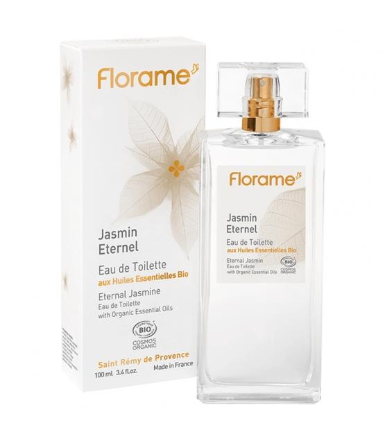 Eau de toilette BIO Jasmin Eternel - 100ml - Florame
