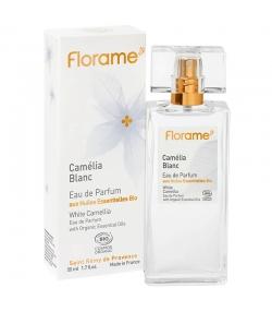 Eau de parfum BIO Camélia Blanc - 50ml - Florame