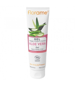 Gel visage, corps & cheveux BIO aloe vera - 250ml - Florame