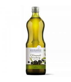 Huile d'olive fruitée vierge extra BIO - 1l - Bio Planète
