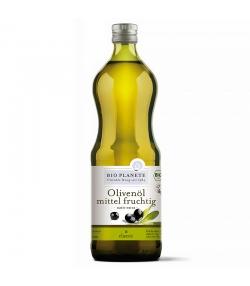 Huile d'olive fruitée médium vierge extra BIO - 1l - Bio Planète