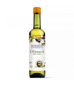 Huile d'olive vierge extra BIO - 500ml - Bio Planète