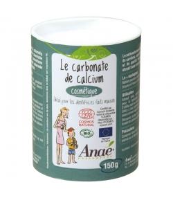 Carbonate de calcium naturel - 150g - Anaé