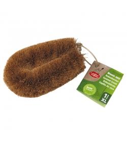 Grande brosse coco multi-usage - 1 pièce - La droguerie écologique