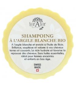 BIO-Shampoo mit weisser Tonerde - 70g - terAter