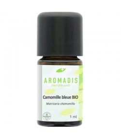 Huile essentielle BIO Camomille bleue - 1ml - Aromadis