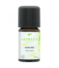 Huile essentielle BIO Arolle - 5ml - Aromadis