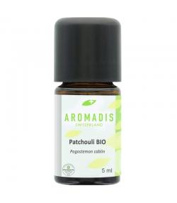Huile essentielle BIO Patchouli - 5ml - Aromadis
