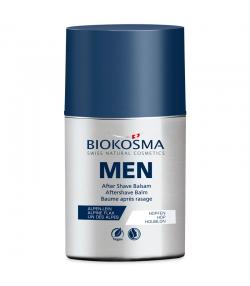 BIO-After Shave Balsam Hopfenblüten & Lein für Männer - 50ml - Biokosma
