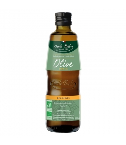 Huile d'olive douce vierge extra BIO - 500ml - Emile Noël