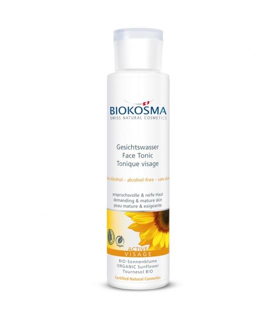 BIO-Gesichtswasser Sonnenblume - 150ml - Biokosma Active