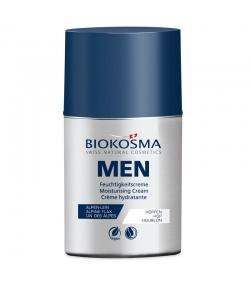 BIO-Feuchtigkeitscreme Hopfenblüten & Lein für Männer - 50ml - Biokosma
