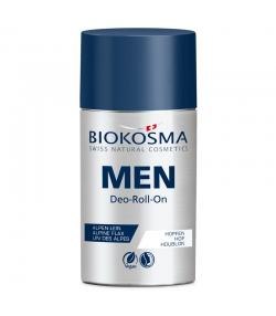 BIO-Deo-Roller Hopfenblüten & Lein für Männer - 60ml - Biokosma