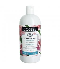 Frisches BIO-Intimwaschgel Rose & Eukalyptus - 500ml - Coslys
