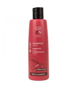 BIO-Energie-Shampoo Kaffee & Olive - 250ml - GRN Rich Elements